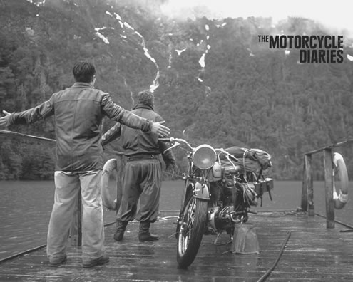 The Motorcycle Diaries Ok